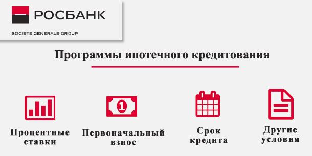 реструктуризация ипотечного кредита в росбанк дом акшамат онлайн займ в казахстане